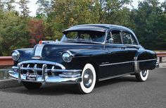 1950 Pontiac Silver Streak 4-door sedan