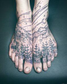 Tattoo by Noel'le Longhaul