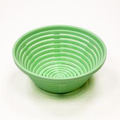 סלסלת התפחה עגולה בינונית Decorative Bowls, Bread, Tableware, Kitchen, Home Decor, Dinnerware, Cooking, Decoration Home, Room Decor