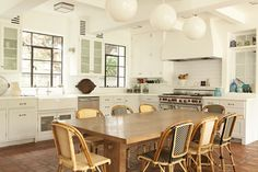 The Helenas 1 - traditional - kitchen - los angeles - Tim Barber LTD Architecture & Interior Design