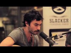 """▶ The Head & The Heart - """"Down In The Valley"""" - Live at Slacker Radio - YouTube"""