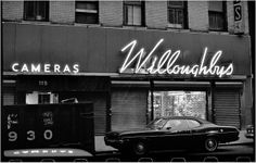We would like to present this beautiful shot of our store by the famous (and superbly talented) photographer Mr. Matt Weber.  Matt Weber's photographs are featured in the New York Times, Popular Photography, Hamburger Eyes, Daily News, and many other print and online venues.  #mattwebber #willoughbyscamera #willoughbys #camserastore #nyc #newyorkcity #cameras