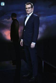 Jack Coleman as (Noah Bennet) #HeroesReborn