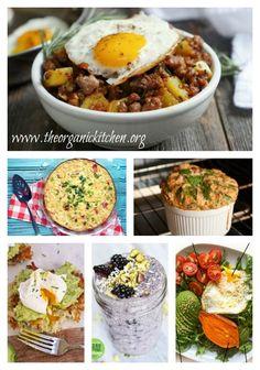 12 Healthy, Delicious (Whole 30) Breakfast Recipes!   #whole30 #paleo #glutenfree #grainfree