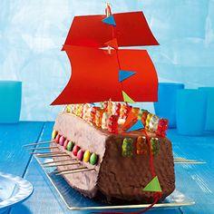 Wikingerschiff Rezept   Küchengötter