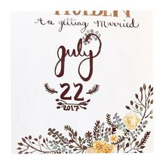 Brainstorming a vintage inspired save the date this morning #handlettering . . . . #calligraphy #gouache #design #custominvitations #customdesign #illustration #savethedates #weddinginvitations #savethedate #handlettered #handletteringpractice #lettering #stationerydesign #custominvites #summerwedding #summerweddinginvitation #weddinginspiration #handpainted #yellowwedding #vintageinspired #vintagewedding #vintageweddings #calligrapher #moderncalligraphy #moderncalligrapher…