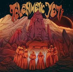 Head over to Metal Sucks and stream the great upcoming album 'Abominable' by psych stoner doom outfit Telekinetic Yeti.