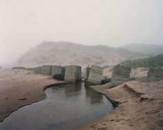 The Ghostly WWII Ruins of Europe's Northern Coasts Marc Wilson spent four years chasing the ghosts of World War II for his series The Last Stand, wandering 23,000 miles of shoreline to capture eerie photos of bunkers and blockades that still dot the landscape.