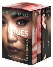 More of a young adult series, but I really got into it.  The Uglies, The Pretties, The Specials, and the Extras.