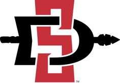 The official 2020 Women's Lacrosse schedule for the San Diego State University Aztecs San Diego Basketball, Mountain West Conference, San Diego State University, Fresno State, Logo Shapes, Basketball Quotes, Women's Basketball, Logo Color, Aztec