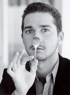 Oh Shia!   Did you ever see him in BOBBY?   He really is such a good actor.   I missed what he did that derailed the attention on his work, but I think he's so talented.