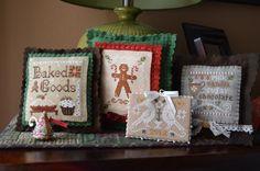 Finished Little House Needlework patterns  http://handsondesign.blogspot.com/
