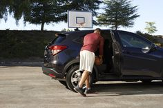 Load up the HR-V Crossover and make your way to your next destination.