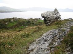 """An Chailleach Bheara, The Hag of Beara - Beara Penninsula, Ireland.  """"The Cailleach is the Ancient Earth herself. She is the lichen-covered rocks and the mountain peaks. She is the bare earth covered with snow and frost. She is the Deep Ancestress veiled by the passage of time."""""""