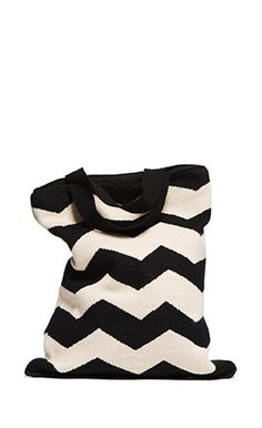 Zig zag bag. I can never have too many bags