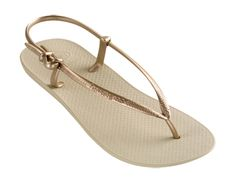 Brazil meets gladiator with our ever-popular Havaianas Fit style. Plus, there