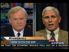 Watch Mike Pence question global warming and demur on evolution - The Washington Post