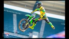 Chad Reed - Kawasaki Bmx, Motocross, Kawasaki Dirt Bikes, Mosquitoes, Pilots, Cool Stuff, Hare, Trials, Meet