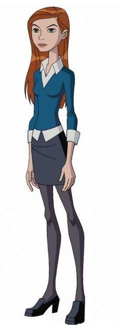 Gwen Tennyson - ben-10-alien-force love her then I was little!