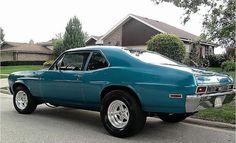 68 Chevy Nova SS