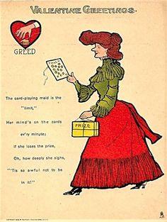 The Rude, Cruel, and Insulting 'Vinegar Valentines' of the Victorian Era | Atlas Obscura