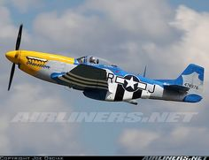 Photos: North American P-51D Mustang Aircraft Pictures | Airliners.net
