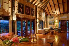 The Emaho Sekawa Resort Grand Residence Living Area, Fiji
