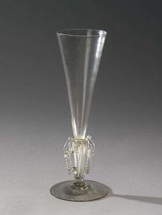 Fluitglas, anoniem, 1550