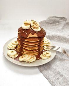 Pancakes moelleux sans gluten