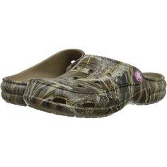 e6ee71fbcd50 Crocs Freesail Realtree Xtra (Khaki) Women s Shoes (60.890 COP) ❤ liked on
