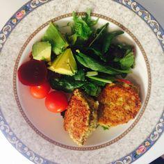 Zucchini & Parmesan Fritters | Be A Fun Mum