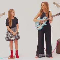 """Lennon and Maisy's """"Boom Clap"""" Cover Might Just Bring You to Tears"""