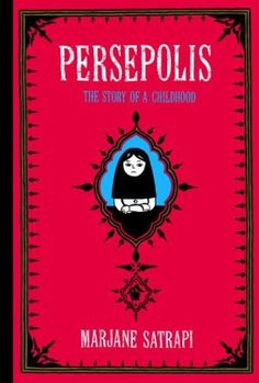 Persepolis: The Story of a Childhood by Marjane Satrapi,http://www.amazon.com/dp/037571457X/ref=cm_sw_r_pi_dp_Vomwsb0P3QAVR3ZH