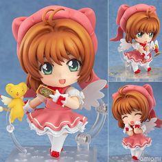 AmiAmi [Character & Hobby Shop]   Nendoroid - Cardcaptor Sakura: Sakura Kinomoto(Preorder)  3,890 JPY