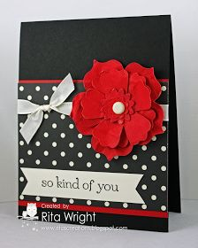 Rita's Creations: Stampin' Up! Sweet Essentials