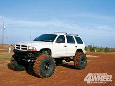 lifted dodge dakota truck | Dodge Durango Mud Truck Build - Heavy Metal Mudder - Page 2 - Dodge ...