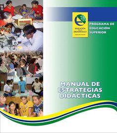 Es un manual de estrategias didácticas que se pueden implementar en varias asignaturas, para que los alumnos obtengan aprendizajes esperados.