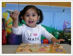 I love math shirt - TowardTheStars, the global marketplace for empowering gifts for girls.