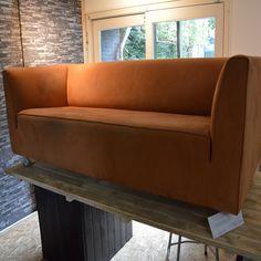 zits Gelderlandbank 4800 in okerkleur Sofa, Couch, Furniture, Design, Home Decor, Settee, Settee, Decoration Home, Room Decor