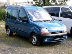 First car in France Renault Kangoo