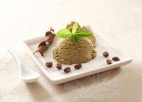Coffee Kefir Ice Cream