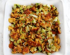 Our keto stuffing recipe is going to be a favorite at all of your holiday meals. It is super simple and has all the traditional flavors.