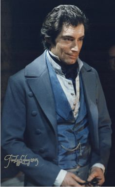 Timothy Dalton as Rochester in the BBC's 1983 adaptation of Jane Eyre (TLE2015) #charlottebronte #JaneEyre