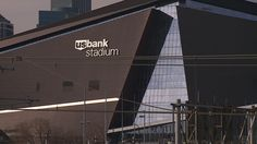 Stadium officials and the Vikings announced Friday that the downtown stadium is substantially complete, six weeks ahead of schedule. The stadium was originally slated to be finished on July 29.