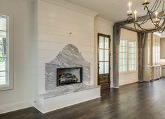 Creative Tonic loves this mantle detail. 3725 Woodmont - Vintage South Development