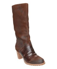 Look what I found on #zulily! Antelope Coffee Suede 759 Boot by Antelope #zulilyfinds