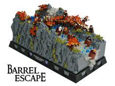 Barrel Escape   by Disco86