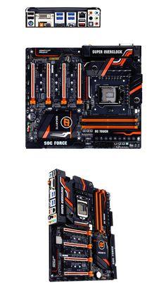 15fc43a0698 Gigabyte Z170X SOC Force Motherboard [GA-Z170X-SOC-FORCE] : PC Case Gear