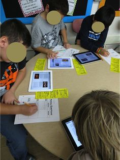 Incorporating technology into Daily 5 Reading
