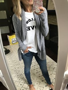 Cardigan 😍😍  ShopStyle  shopthelook  MyShopStyle Casual School Outfits 767ca3a64